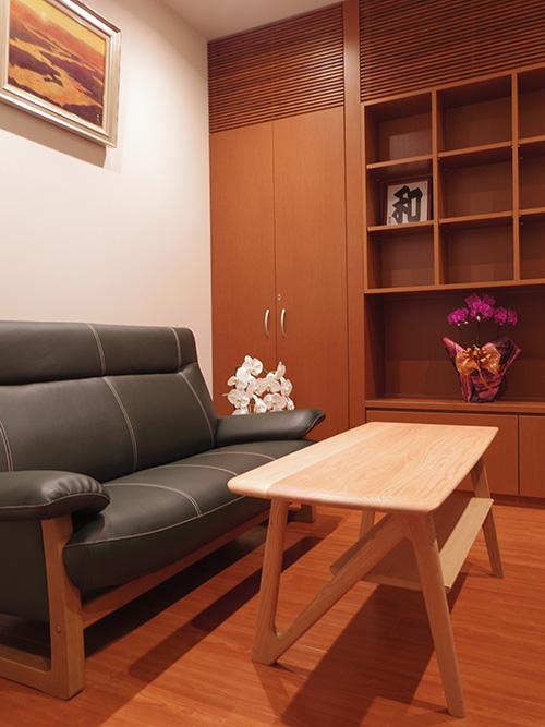 診療・応接室